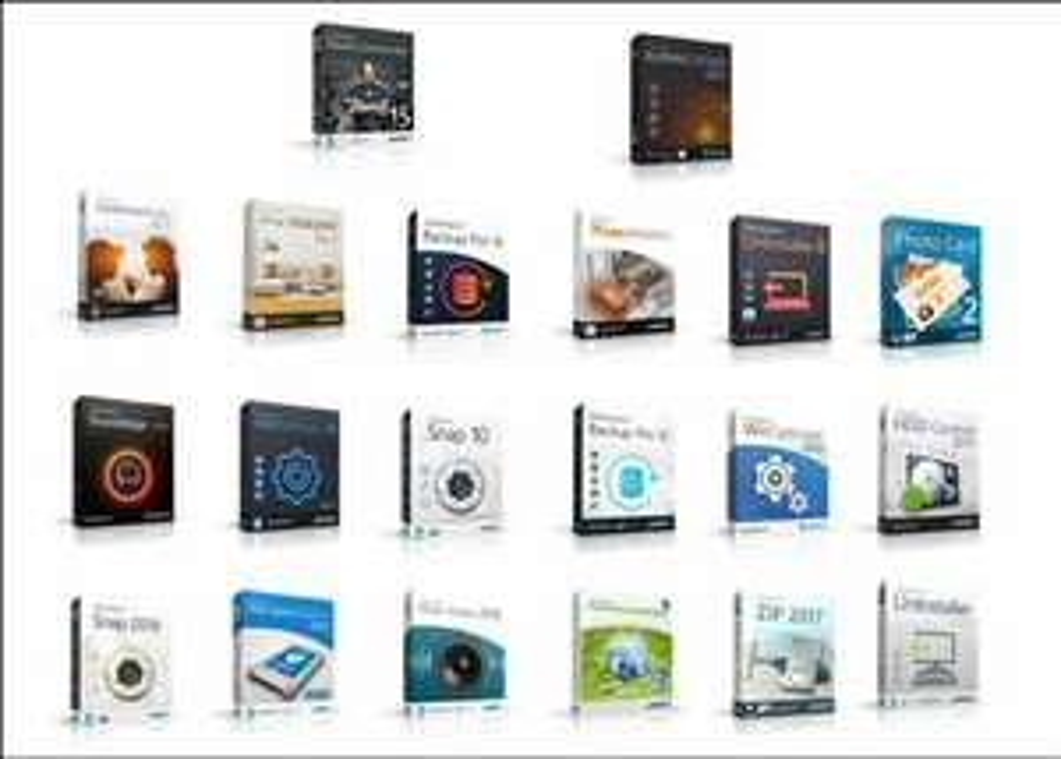 20 Ashampoo Software Gratis