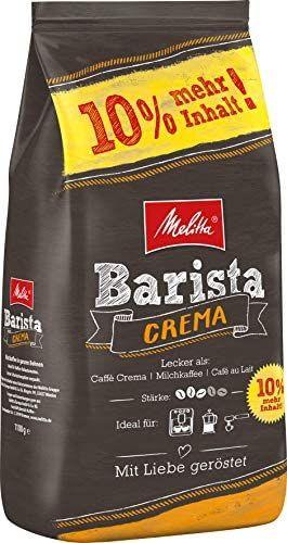 1,1 kg Melitta Barista Kaffee verschiedene Sorten, durch 5er Sparabo 5,39€ möglich - Prime*Sparabo*