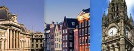 Hin- und Rückflug nach Amsterdam mit Lufthansa von Hamburg, München & Frankfurt/Main für 95 Euro