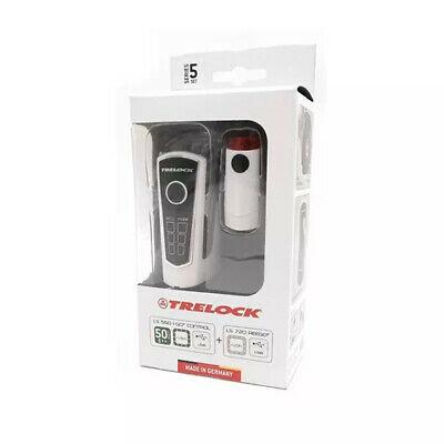 (Ebay) Trelock LED LS 560 I-Go Fahrrad-Beleuchtungsset USB
