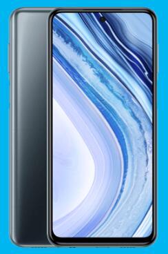 Xiaomi Redmi Note 9 Pro 128GB im Blau Allnet XL 7GB LTE für 13€ einmalig und 13,99€ monatlich + 50€ Cashback