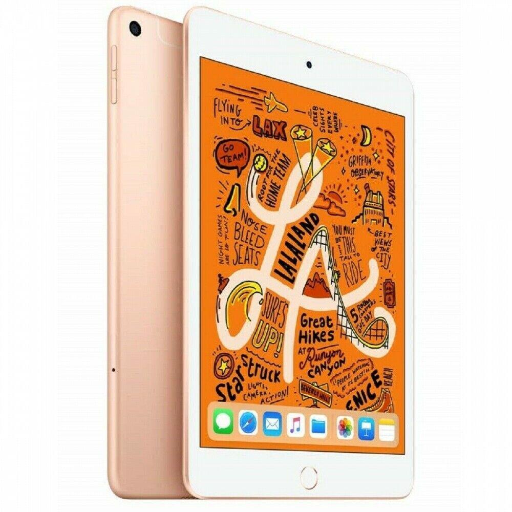 "[eBay+] Apple iPad mini 5 (2019) 3/64GB WiFi gold (7.9"", 2048x1536, IPS, A12, 8MP hinten, 7MP vorne, Lightning, Klinke, 19.1Wh Akku, 300g)"