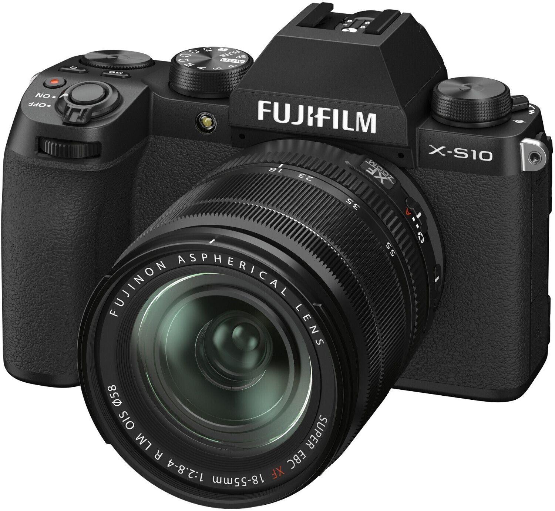 Fujifilm X-S10 Systemkamera inkl. Fujinon XF18-55F2,8-4 Objektiv | Art & Craft BE