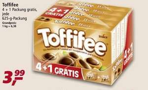 Ab 1.2 bei Real Toffifee 5x125g Packung