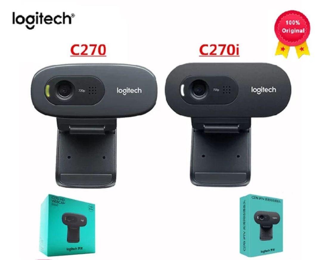 Webcam Logitech C270 oder C270i