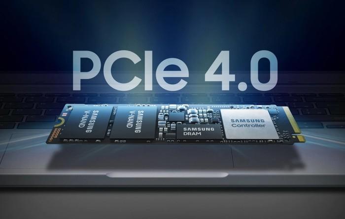 Samsung SSD 2TB PM9A1 M.2 (2280) PCIe Gen4 bulk - WIE DIE 980 PRO