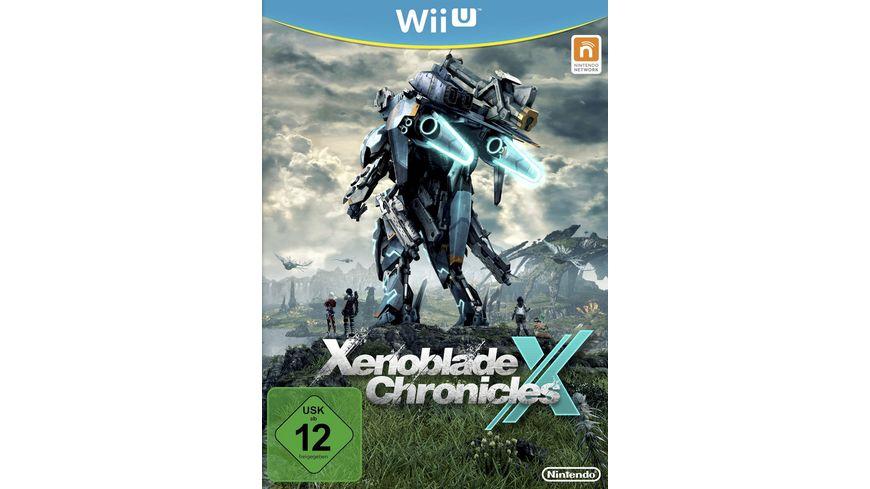 [Müller] Xenoblade Chronicles X (WiiU) für 9.99 €