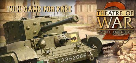 [Indiegala] Strategiespiel Theatre of War 2 - Battle for Caen DLC kostenlos (Windows PC)