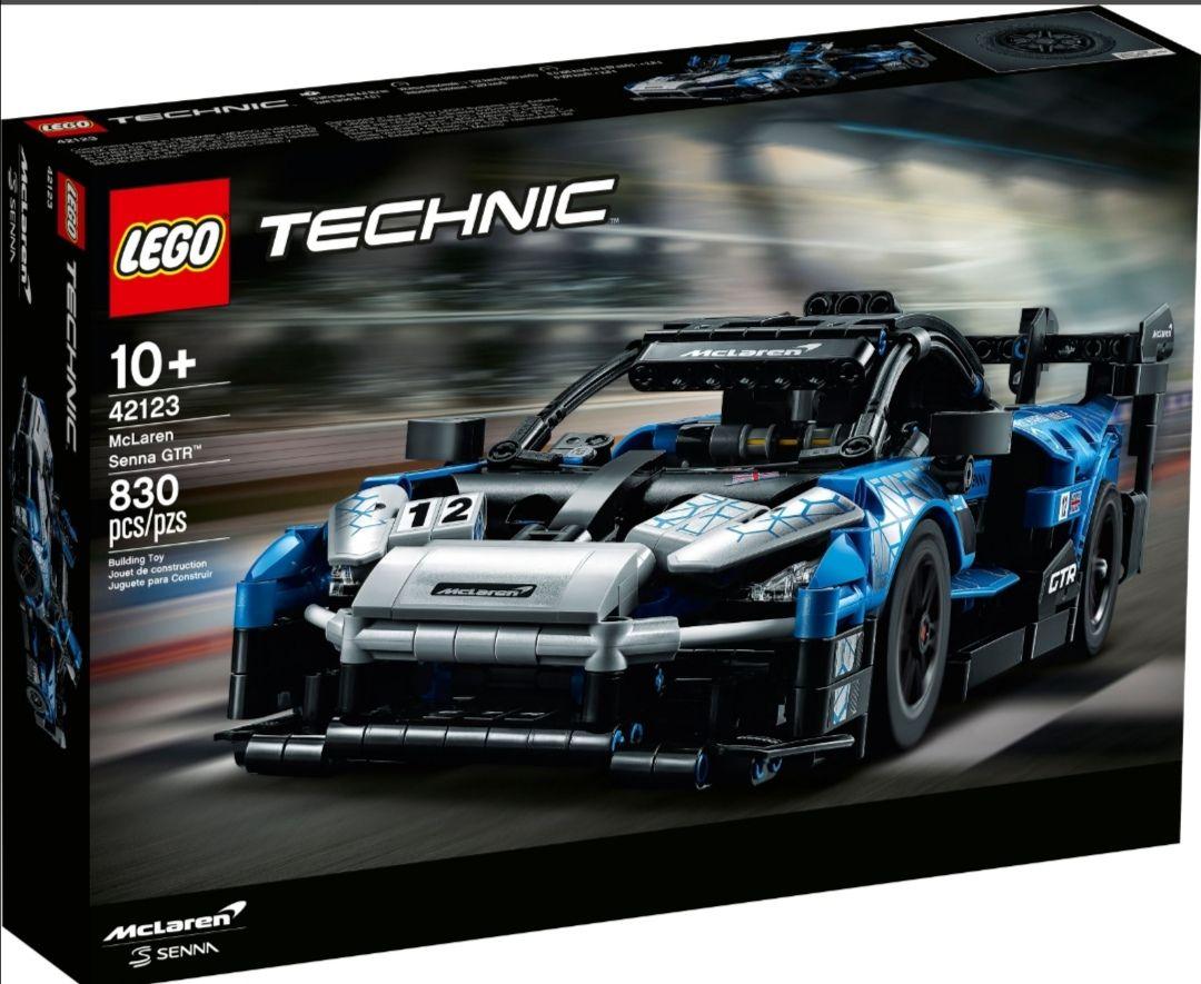 Lego Technic 42123