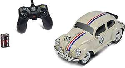 [Amazon] Carson 1:14 VW Käfer 53 (Herbie) 2.4GHz 100% RTR, Ferngesteuertes Auto, Licht und Sound, inkl. Batterien und Fernst. vorbestellbar