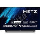 "Metz (blue) 43"" Android TV 4K UHD Bluetooth WLan PVR(ready)"
