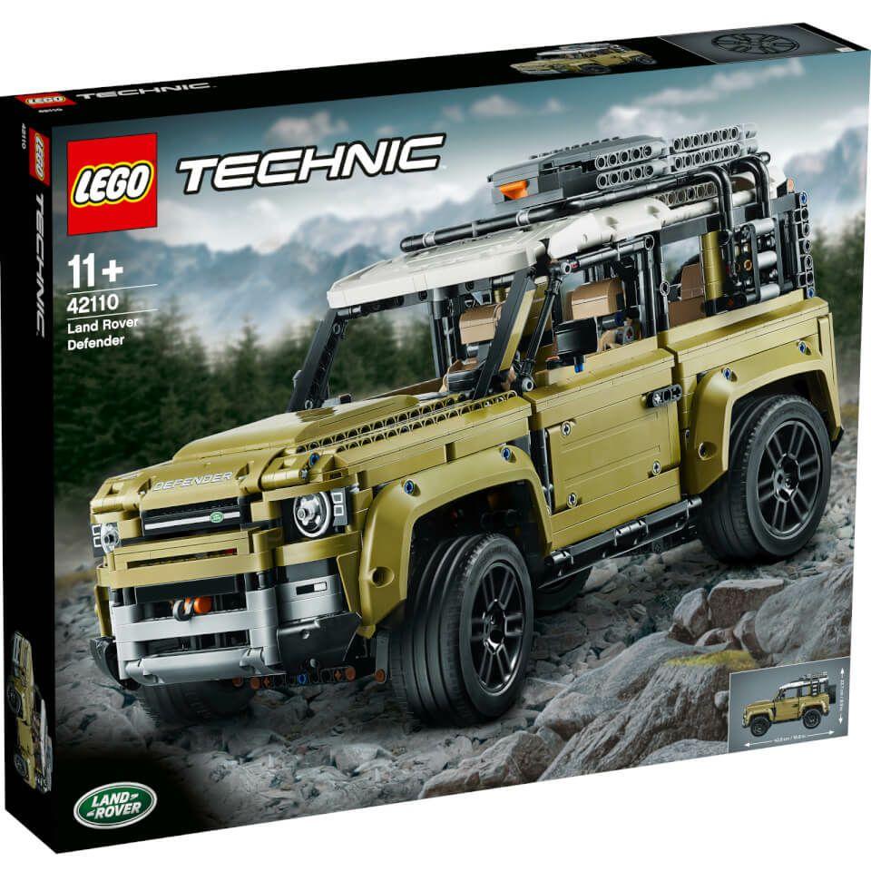 Lego®️ Technic 42110 - Land Rover Defender zu einem guten Kurs