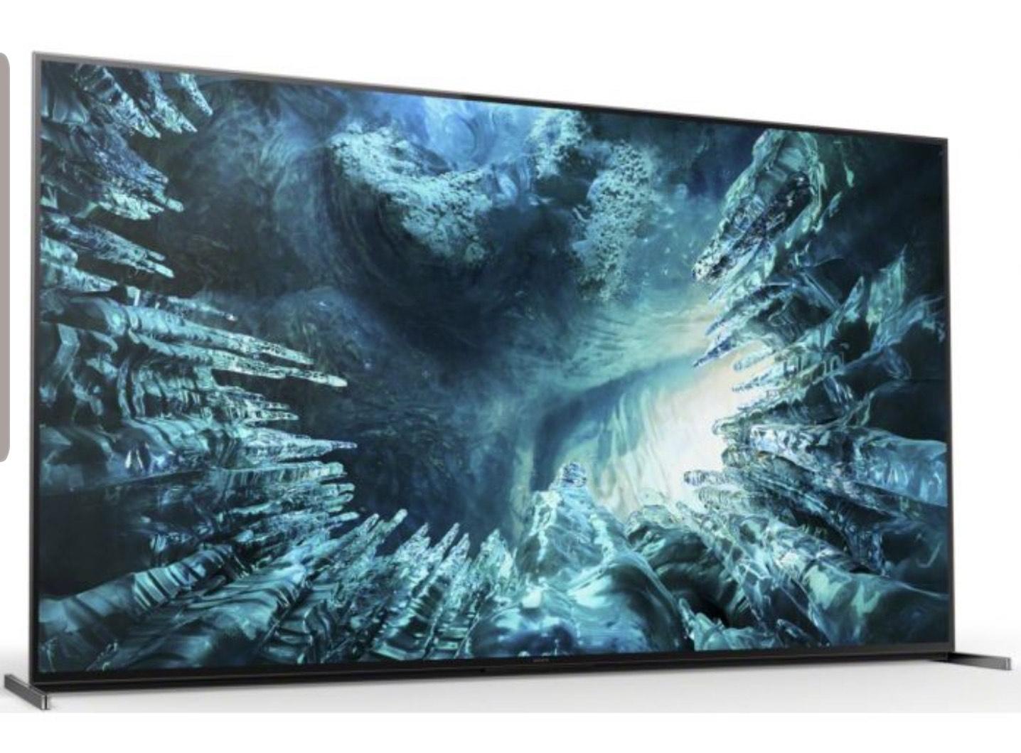Mega 8K 75 Zoll TV Sony KD75ZH8