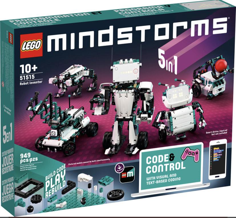 LEGO® 51515 - Mindstorms Roboter-Erfinder