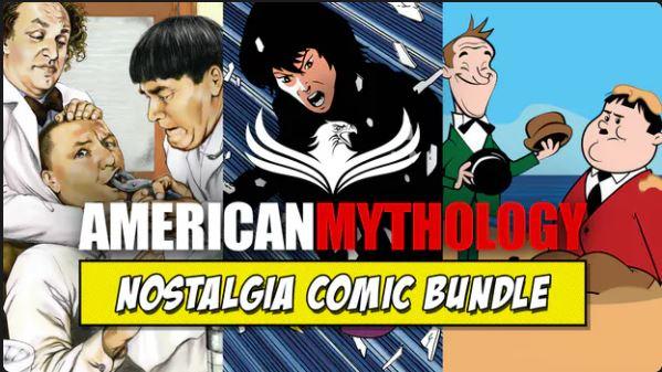 American Mythology Nostalgia Comic Bundle - Stufe 1 aktuell kostenlos