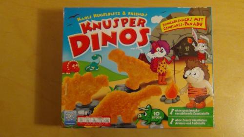 Netto (ohne Hund) - Knusper Dinos: 1,2kg für 3,98€