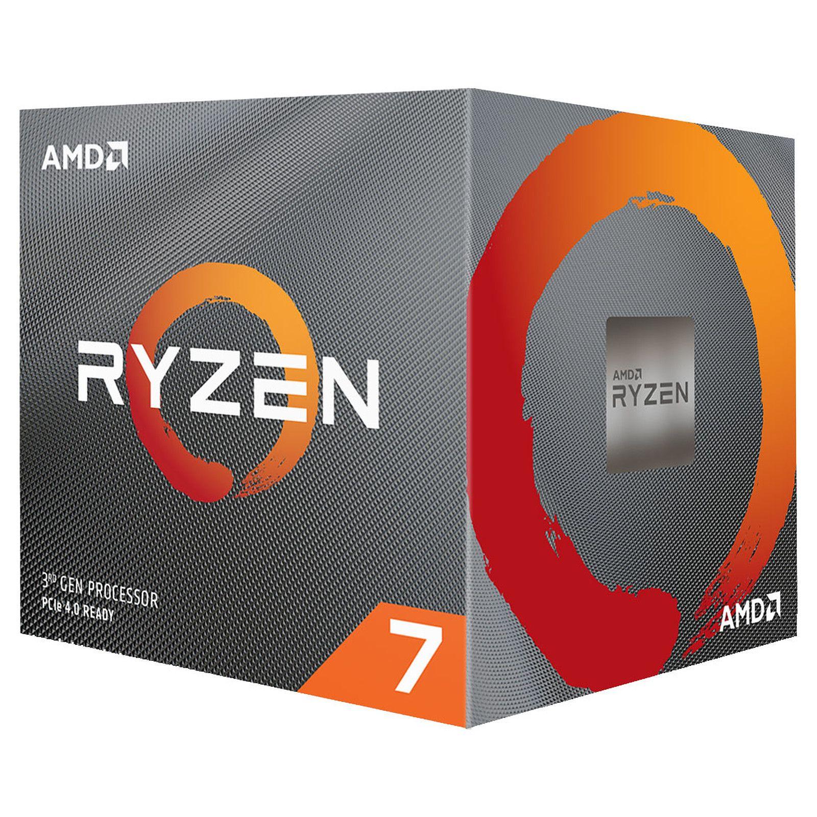 AMD Ryzen 7 3700X (8x 3.6GHz, Boxed) // 3800X für 292€