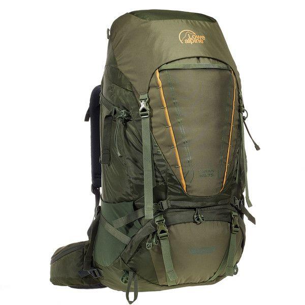 [Globetrotter] Lowe Alpine-Sammeldeal DIRAN 65:75 Männer - Trekkingrucksack in den Größen M/L und L/XL