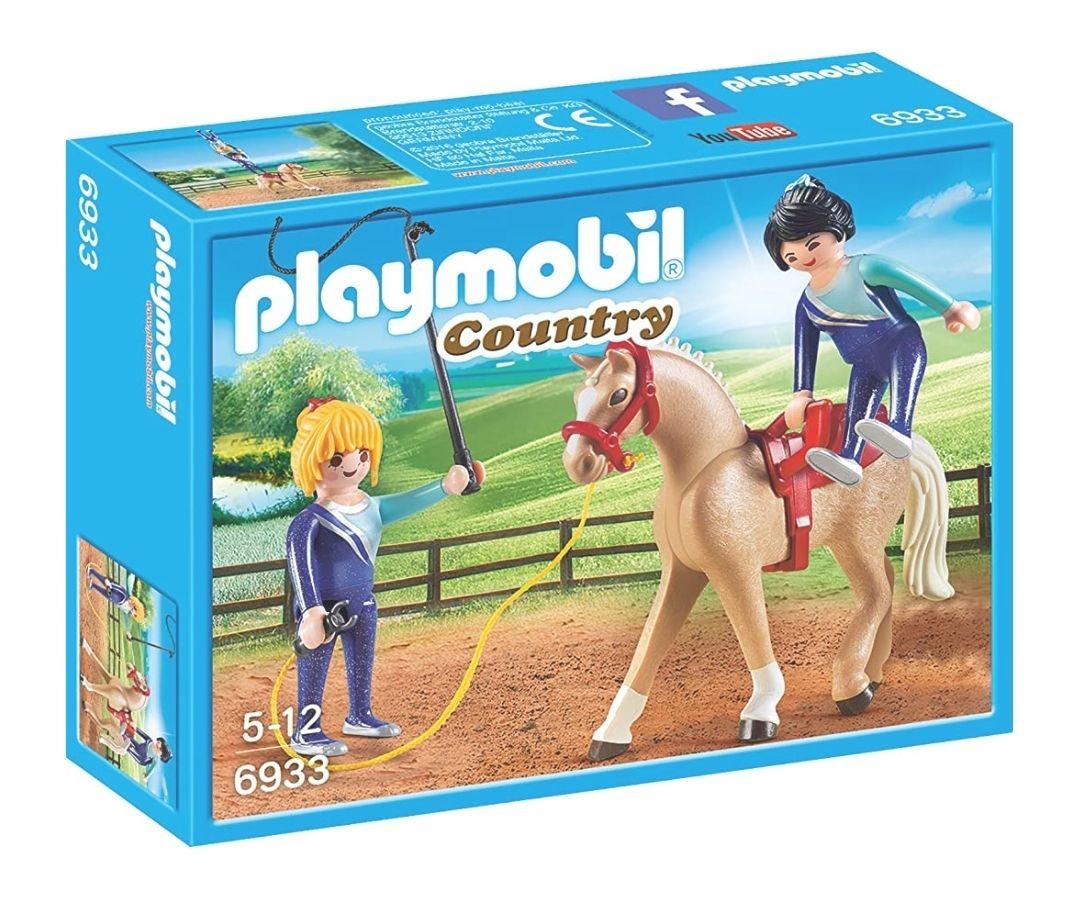 Playmobil 6933 - Voltigier-Training Amazon Prime