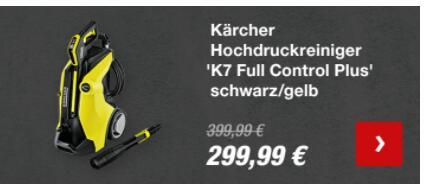 [toom online] Hochdruckreiniger Kärcher K7 Full Control Plus