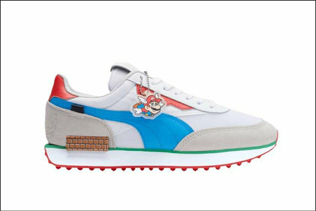 Puma Future Rider Super Mario 64 - Herren Schuhe