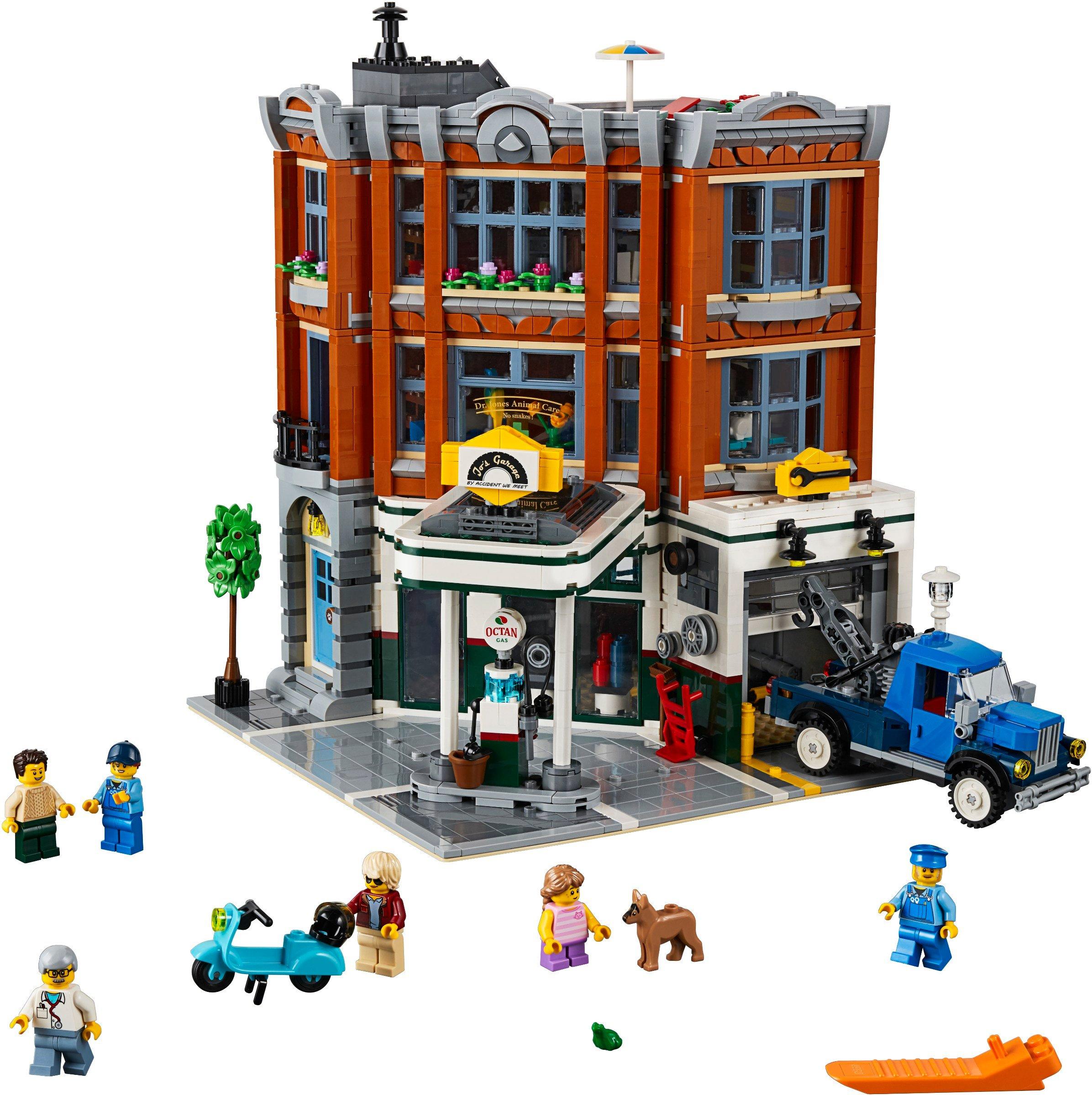 [Coolshop] LEGO Creator - Eckgarage (10264) für 158,50