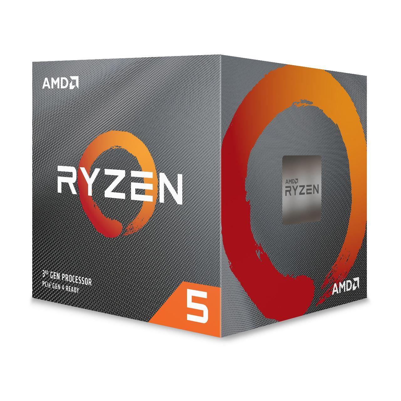 AMD Ryzen 3500X Tray Mindfactory Midnight Shopping