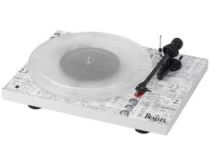 Pro-Ject Debut Carbon Esprit SB Plattenspieler | The Beatles 1964