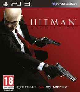 Hitman: Absolution PS3 & Xbox360 17,31 € zavvi