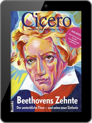 Cicero Digitalabo (12 Ausgaben) durch Rabatt für 2,49 € statt 117,60 €