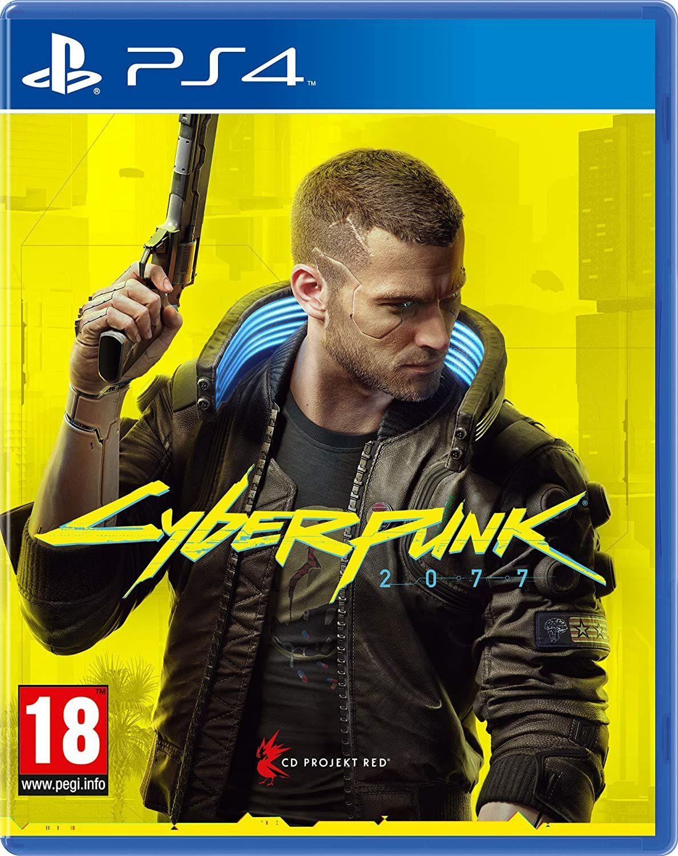 Cyberpunk 2077 - Day 1 Edition (PS4/PS5) für 33.91€ (Amazon.fr)