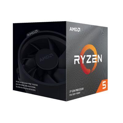 [0%-Finanzierung] AMD Ryzen 5 3600 CPU, 6x 3.60GHz, boxed