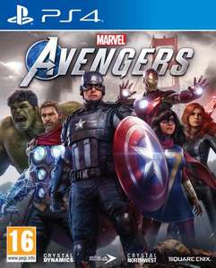 Marvel's Avengers PEGI (inkl. kostenloses Upgrade auf PS5) [Playstation 4]