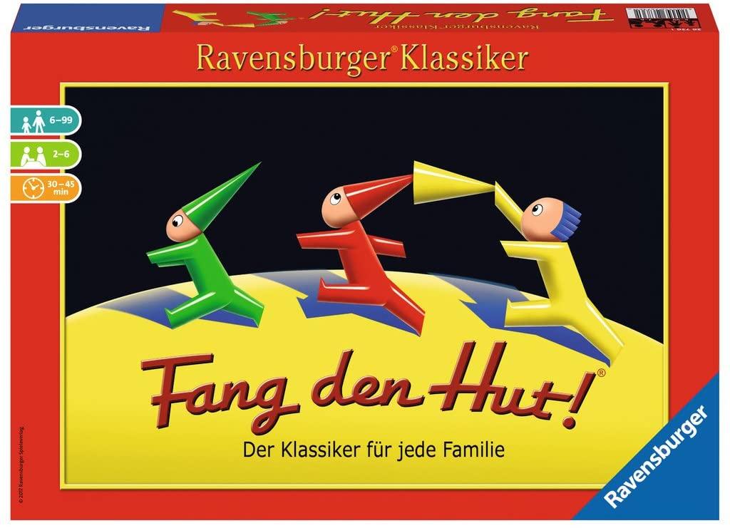 Ravensburger - Fang den Hut! (26736) [Prime]