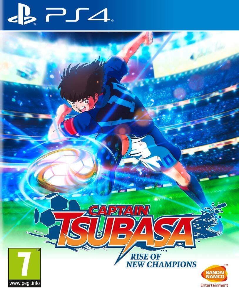 Captain Tsubasa - Rise Of New Champions (PEGI) [Nintendo Switch & Playstation 4]