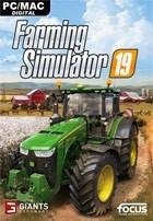 Landwirtschafts-Simulator 19 PC KEY