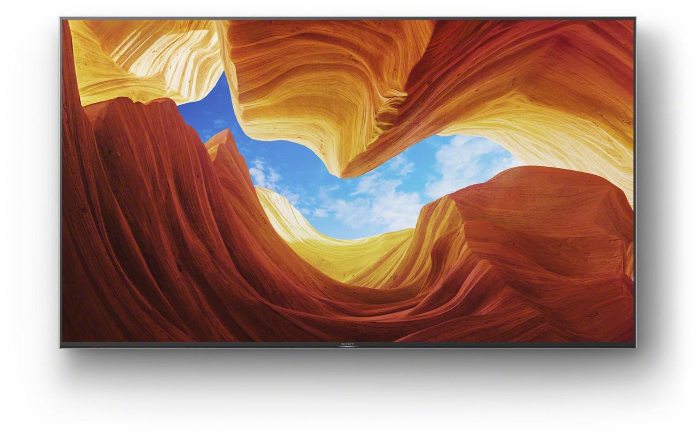 Sony KD75XH9299B Full Array LED TV (75 Zoll (190 cm), 4K UHD, HDR) 100 Hz, Local Dimming, HDMI 2.1 für Gaming