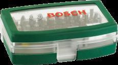 Ab 25.02. Bosch Bitsatz 32teilig für 8,99 € @ Max Bahr  bundesweit