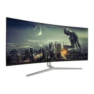 "Netto online: 34 Zoll Ultra Wide curved Monitor von "" LC Power"""