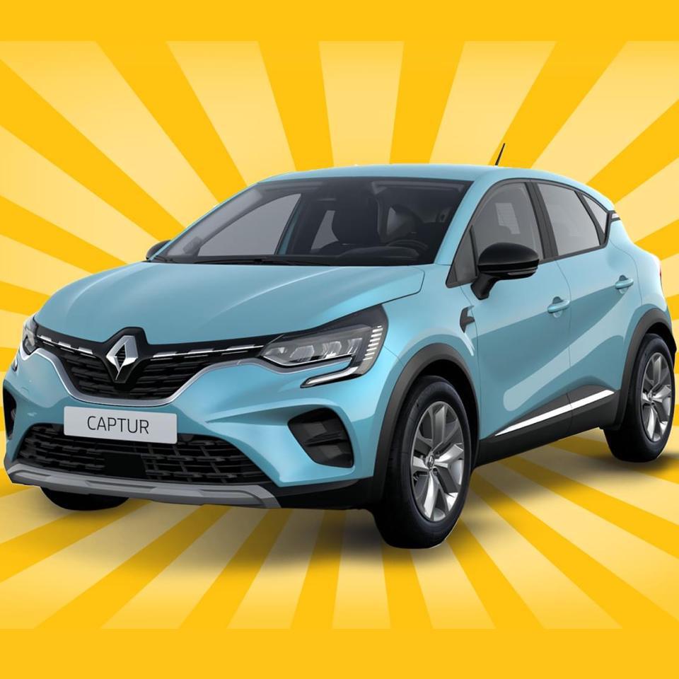 [Gewerbeleasing] Renault Captur Experience TCe 90 (90 PS) mtl. 79€ + 399€ ÜF (eff. mtl. 112€), LF 0,4, GF 0,57, 12 Monate, Testleasing
