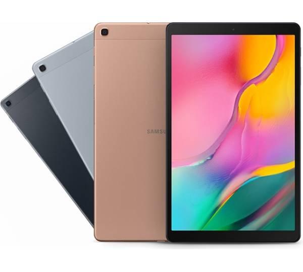 SAMSUNG Galaxy Tab A 10.1 Wi-Fi, Tablet, 3GB RAM 64 GB Speicher, 10,1 Zoll, Silver [Netflix in HD möglich!]