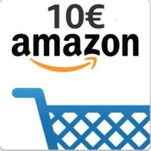Amazon.it Gutscheincode 10€ Rabatt beim ersten Kauf über die App; 30 € MBW