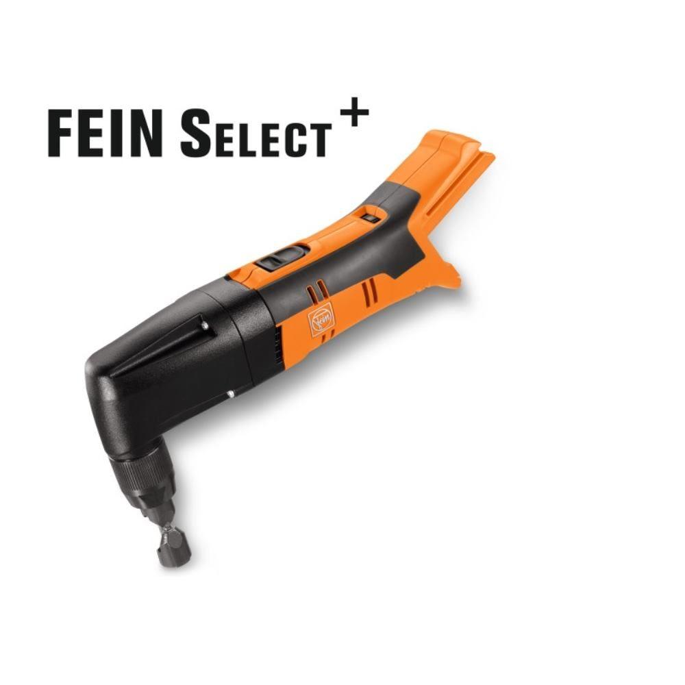 15% auf FEIN zB. Tagesdeal FEIN Akku-Knabber bis 1.3 mm ABLK 18 1.3 CSE Select / 18 V