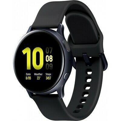 [Ebay Plus] Samsung R820 Galaxy Watch Active 2 44mm schwarz ( Bluetooth, Smartwatch, Fitness- und Wellnessfunktionen )