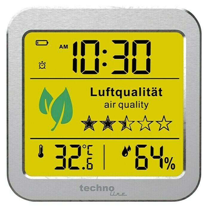 Luftqualitätsmonitor Technoline WL1020 [Bauhaus]