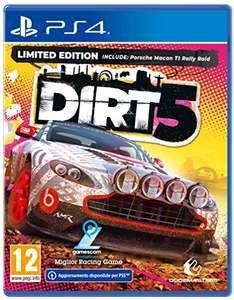 [Amazon IT] DiRT 5 Limited Edition PS4