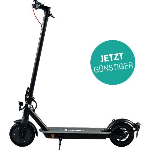 IconBit City Kick Scooter, 20km Reichweite [Telekom]