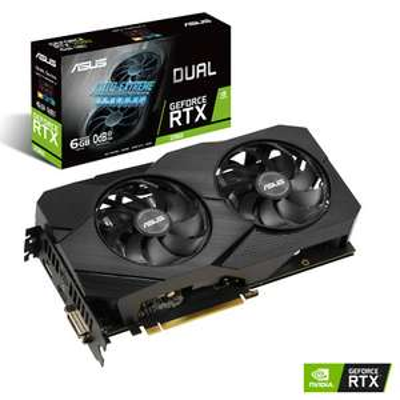 ASUS Dual GeForce RTX 2060 6G EVO 30€ Cashback möglich