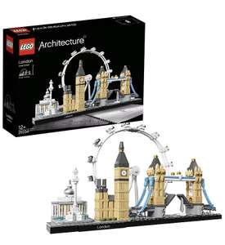 [Amazon Prime] LEGO 21034 Architecture London bald EOL!