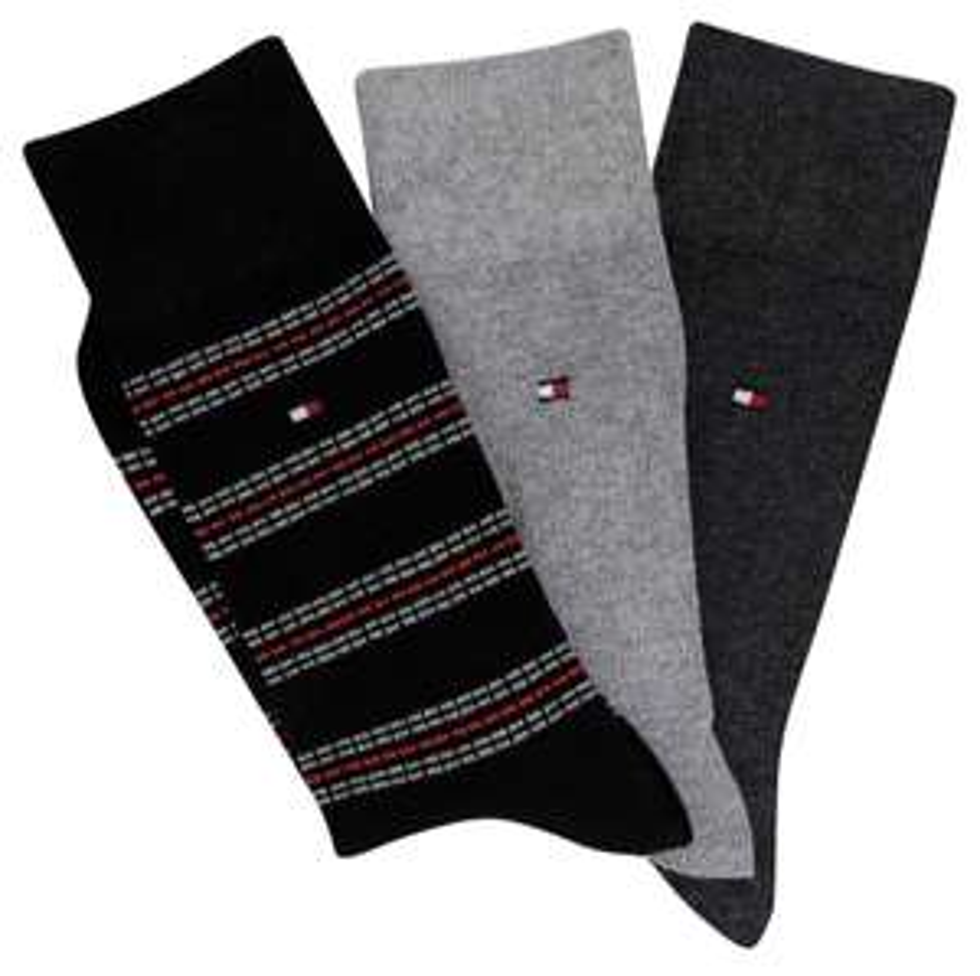 [K&Ö] Tommy Hilfiger Socken 3er | 2er für 5,99 | versch. Varianten